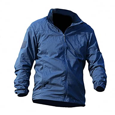 Summer Quick Dry Tactical Skin Jacket Men clothing Breathable Hooded Raincoat Windbreaker Thin Army Military Jackets