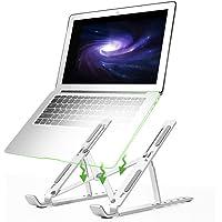 Laptop Stand - Adjustable Laptop Stand Portable Foldable Ergonomic Desktop Stand Holder Mount for MacBook Notebook…