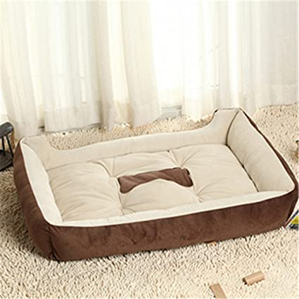 Pet Dog Bed Soft Material Pet Dog Fall And Winter Warm Nest Kennel For Cat Warming