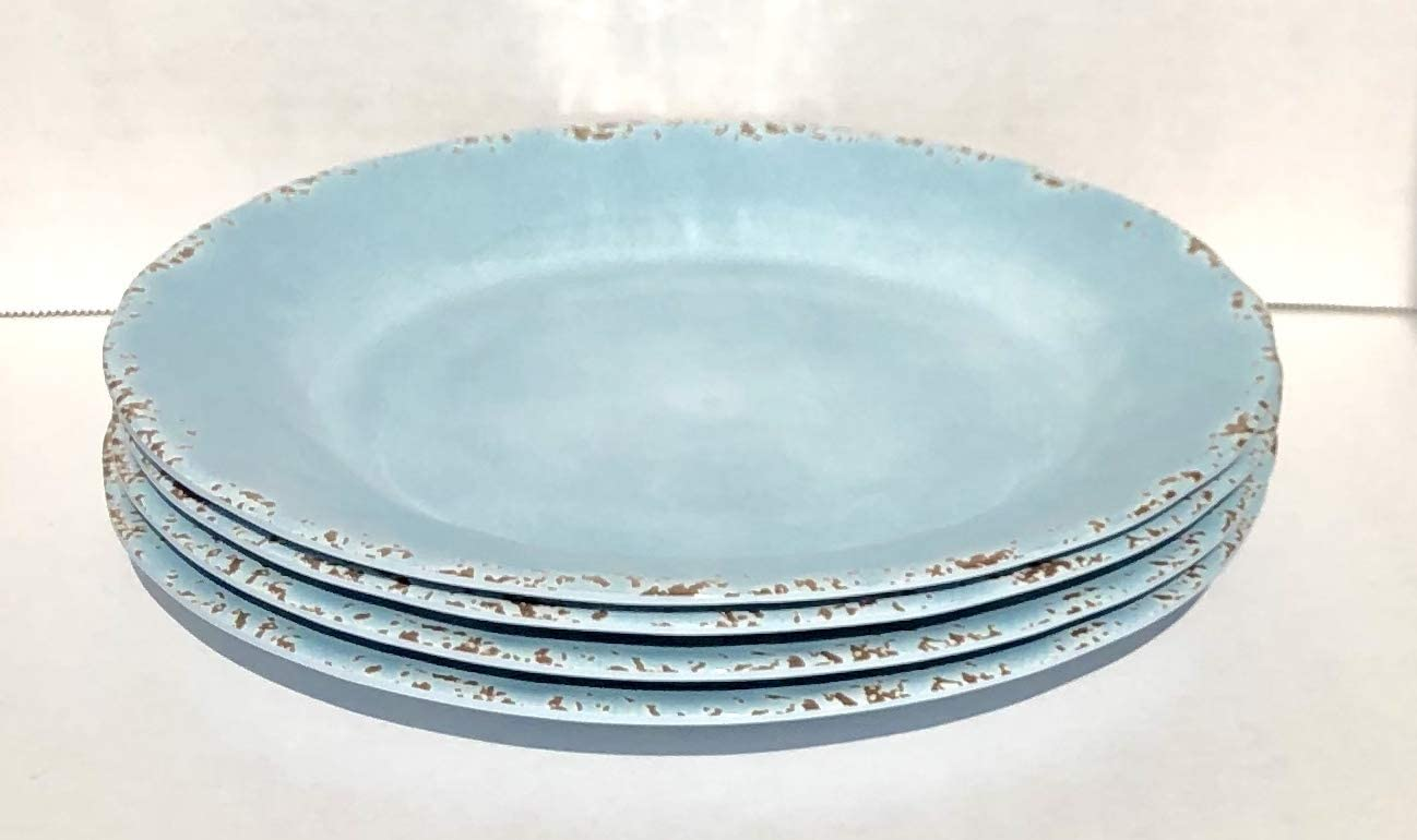 Outdoor Dinnerware Color Choice Tommy Bahama High Quality 100/% Melamine Indoor