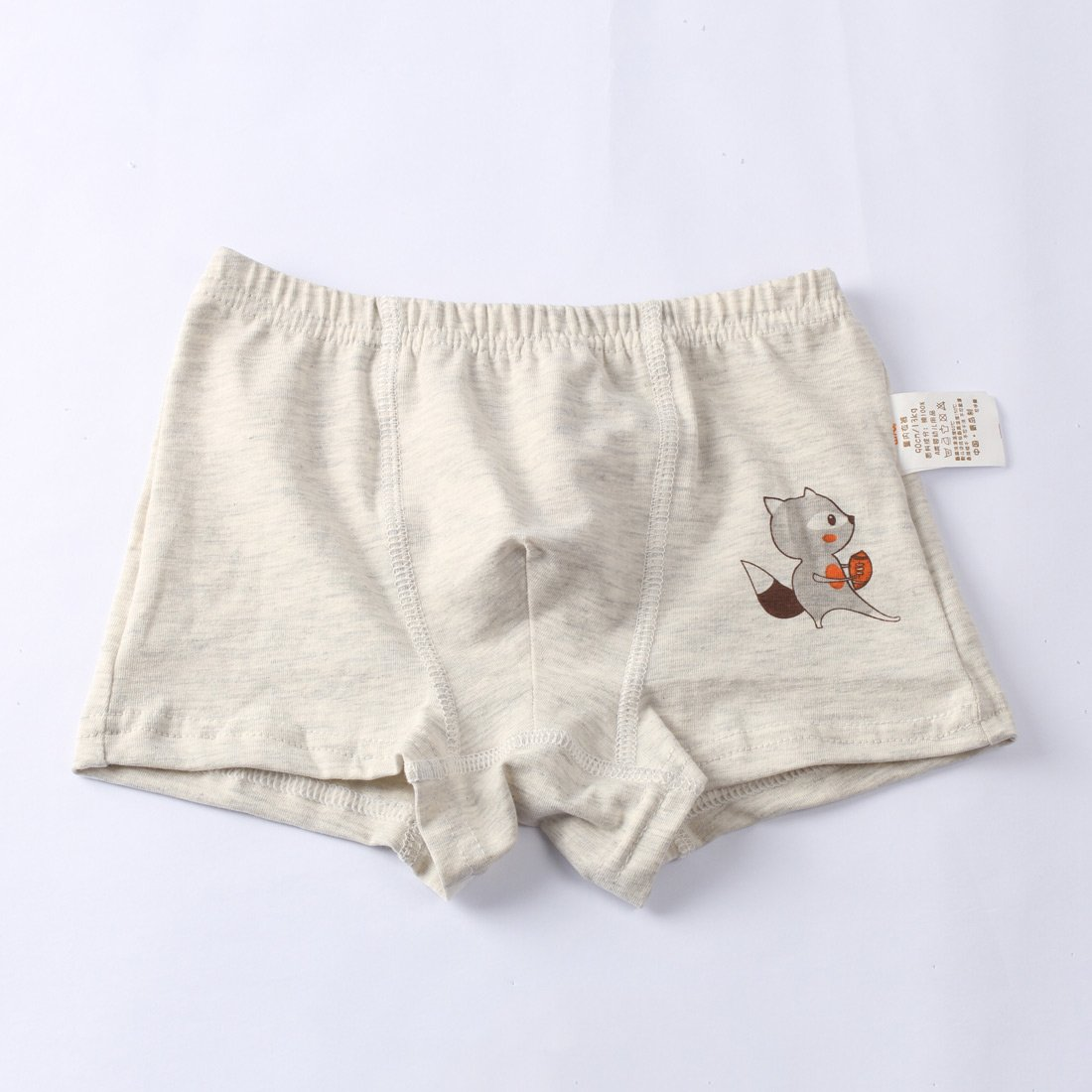 Joyo roy Unisex Baby Potty Training Undies Cotton Diaper Short Pants Pack of 3