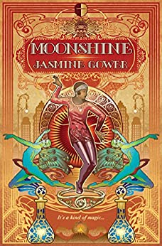 Moonshine by [Gower, Jasmine]