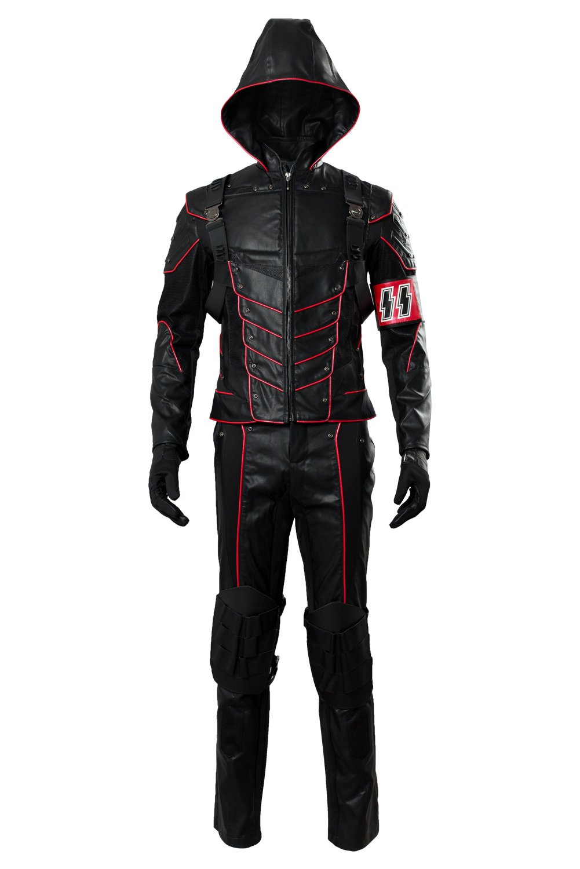 MingoTor Superheld Outfit Cosplay Kostüm Maßanfertigung B07KF7C4FG Kostüme für Erwachsene Einfach zu bedienen  | Vollständige Spezifikation