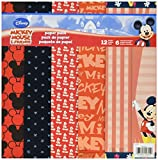 Sandylion Disney Mickey Mouse Paper Pack