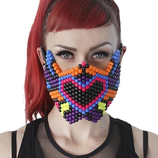 Kandi Mask Rave