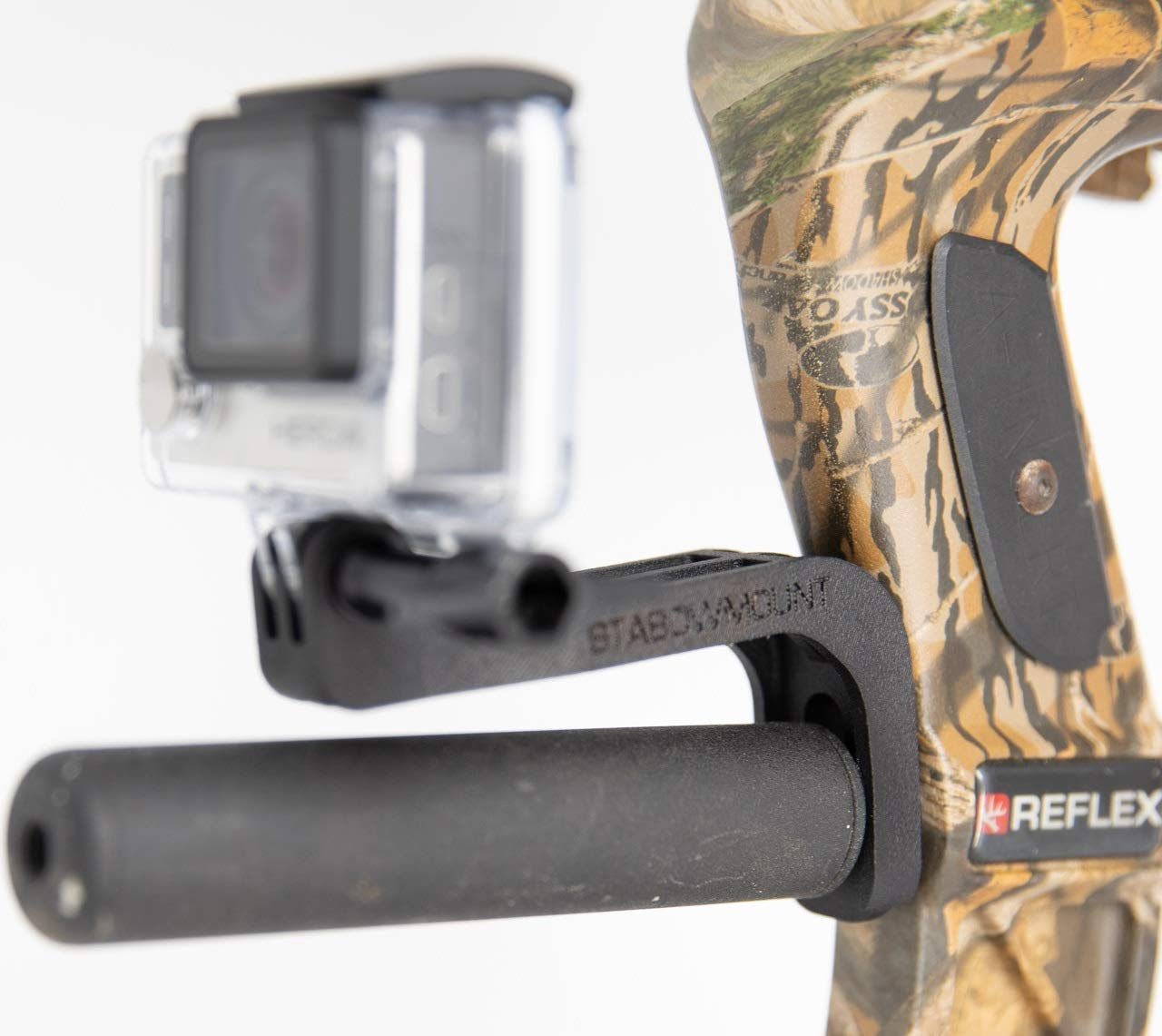 StaBowMount - Camera Mount for your Compound Bow by StaBowMount