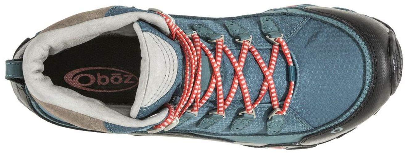 Womens Oboz Juniper Mid B-Dry Hiking Shoe