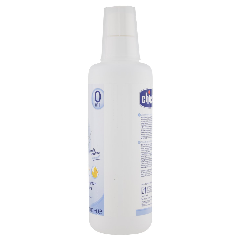 Chicco - Desinfectante para biberones, tetinas, chupetes y ...