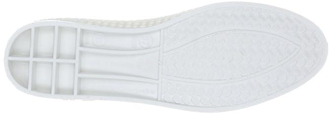 Fashy Ballerina-Slipper 7152 10, Damen Ballerinas, Weiss (Weiß 10), EU 35/36