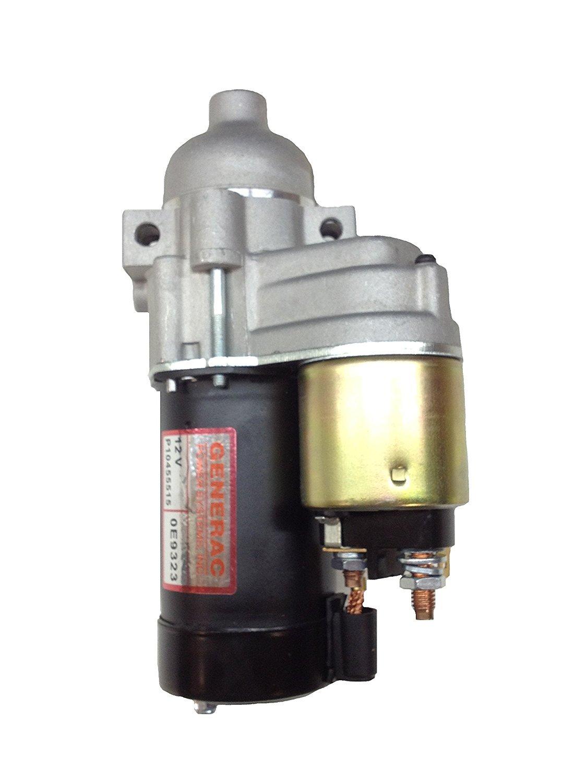 Generac 0E9323 OEM RV Genuine Guardian Generator Starter Motor - Reduced 1-Kilowatt, Solenoid - Power System Replacement Part