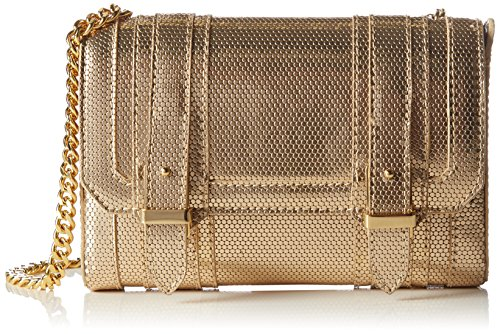 kaviar gauche Mini Satchel Bag Damen Henkeltaschen Gold (Gold Imprinted/Gold) eBqoVvH4