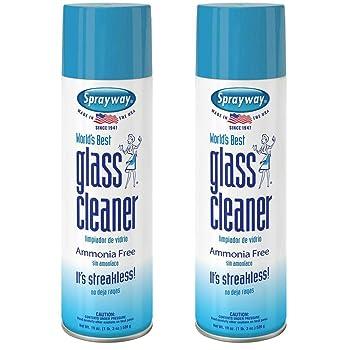 Sprayway Ammonia-Free Car Window Cleaner