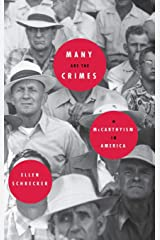 Many Are the Crimes: McCarthyism in America Hardcover