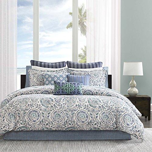 Queen Cotton Comforter Set - 4