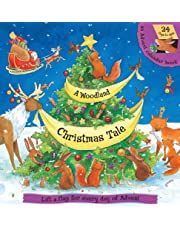A Woodland Christmas Tale: Lift the Flap for Every Day of Advent