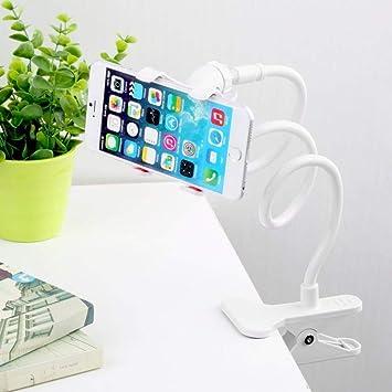 JSG Soporte para Teléfono Móvil 360 ° con Pinzas Ajustable ...