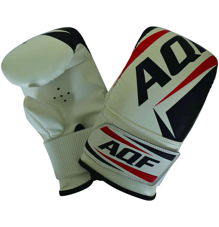 AQF Boxhandschuhe Muay Thai MMA Handschuhe fur Boxsack Punchingball fur Training Sandsack Kickboxing Sparring Kampfsport