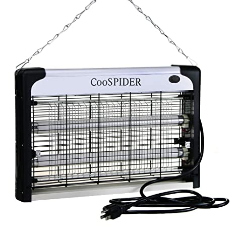 Amazon COOSPIDER Bug Zapper Electric Indoor Insect Killer