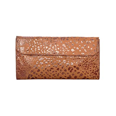 fe76781f5b Amazon.com  Latico Leathers Harley Handcrafted Leather Wallet Bag ...