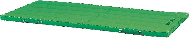TOEI LIGHT(トーエイライト) 抗菌エコカラー合成スポンジマット5㎝厚、ノンスリップ 90×180×5㎝ 緑 T2538G