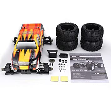 FancyswES8eety ZD Racing 9116 1/8 Escala 4WD Bigfoot RC ...