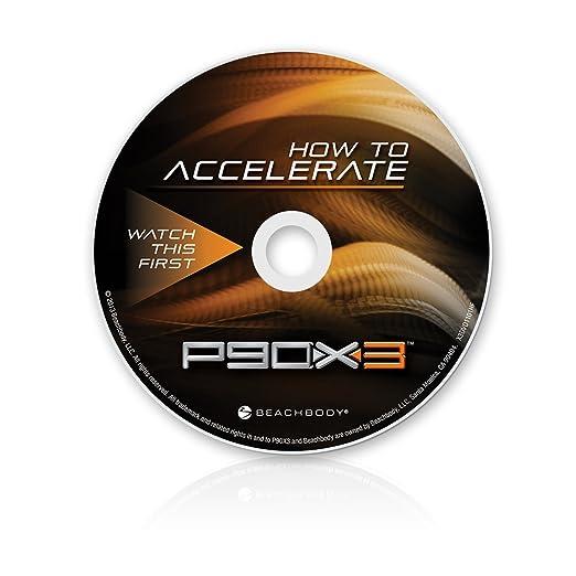 Amazon.com : Tony Horton's P90X3 Base Kit - DVD Workout : Exercise ...