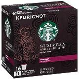 Starbucks Sumatra Dark Roast 128 K-Cup Pods