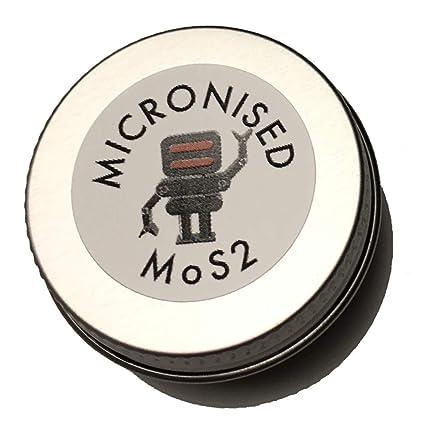 Hagen Automation Micronised MoS2 - Polvo de disulfuro de molibdeno ...