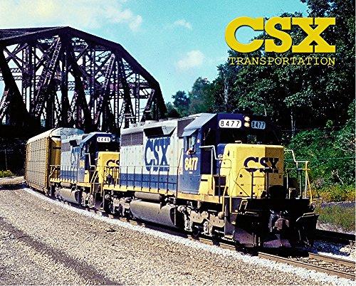 CSX SD40-2 8
