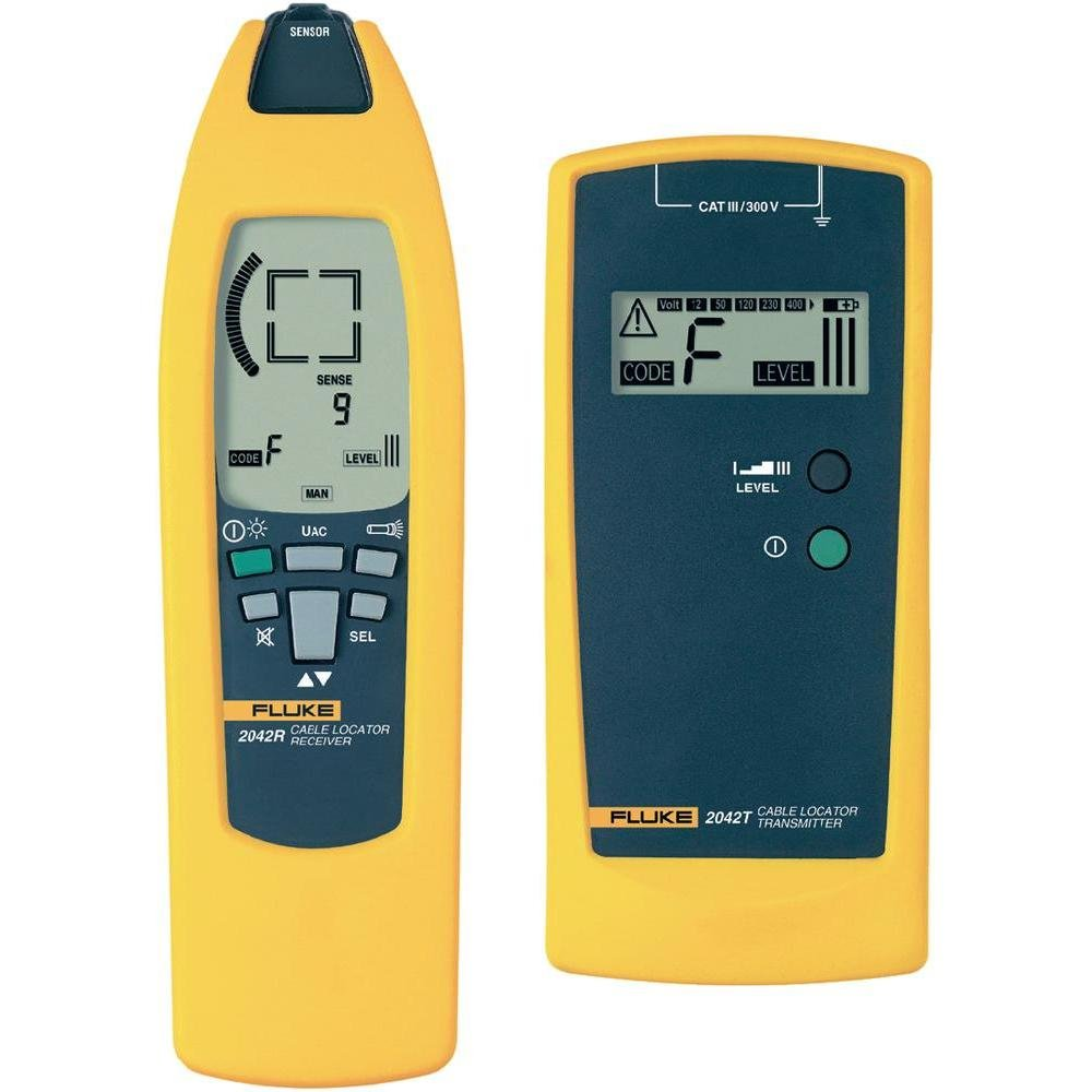 Fluke 2042 Cable Locator Tester Fluke2042 Circuit Testers Image For Breaker Finder With Gfci From Graybarstore