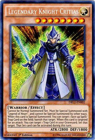 Legendary Dragon Cards - 8