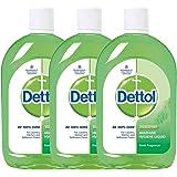 Dettol Regular Hygiene - 200 ml (Pack of 3)