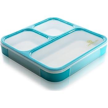 Amazon.com: Bento Lunch Box by Lifemark Labs - Stylish
