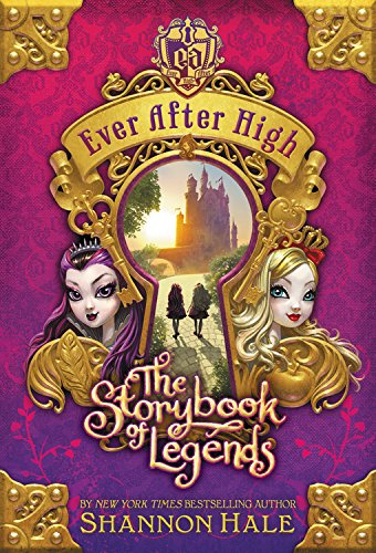 Read Online Ever After High: The Storybook of Legends pdf epub