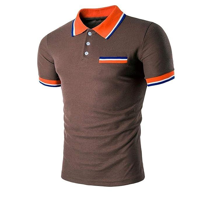 Camisa De Polo para Hombre Camisa De Polo Ropa De Manga Larga con ...