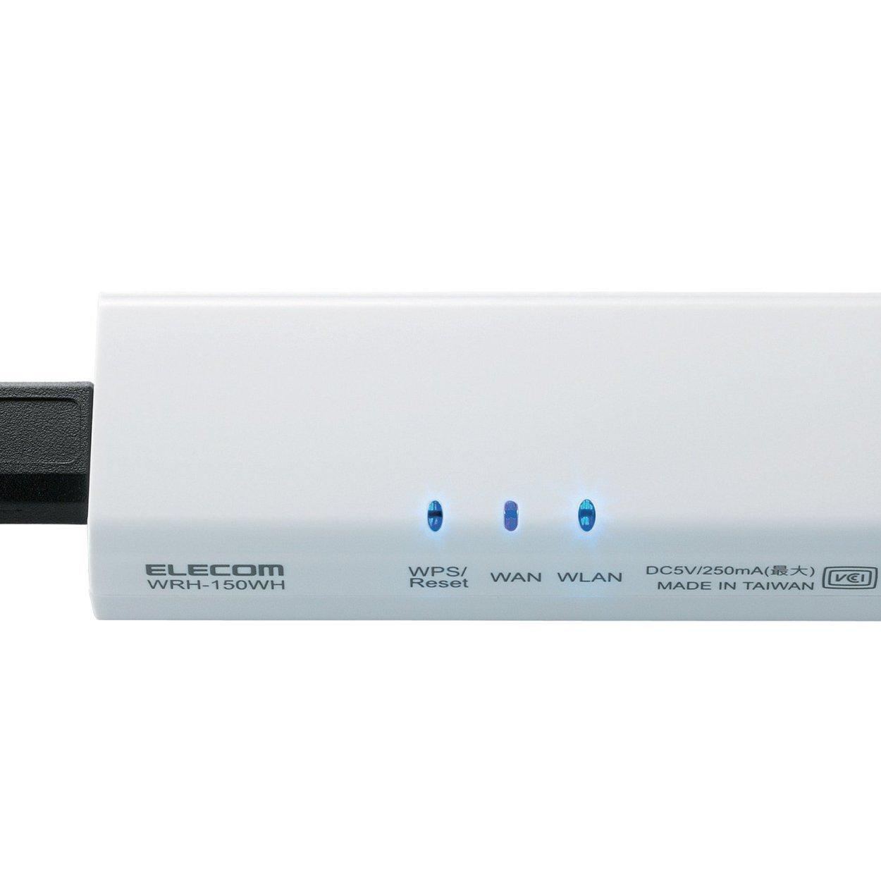 ELECOM WRH-150WH-G Router Treiber Herunterladen