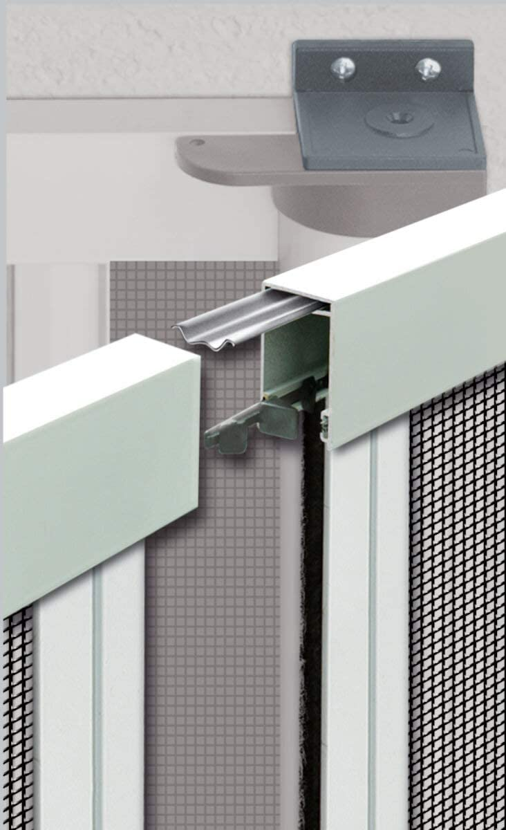Schellenberg 50843 Juego de herrajes para persiana enrollable de doble puerta: Amazon.es: Bricolaje y herramientas
