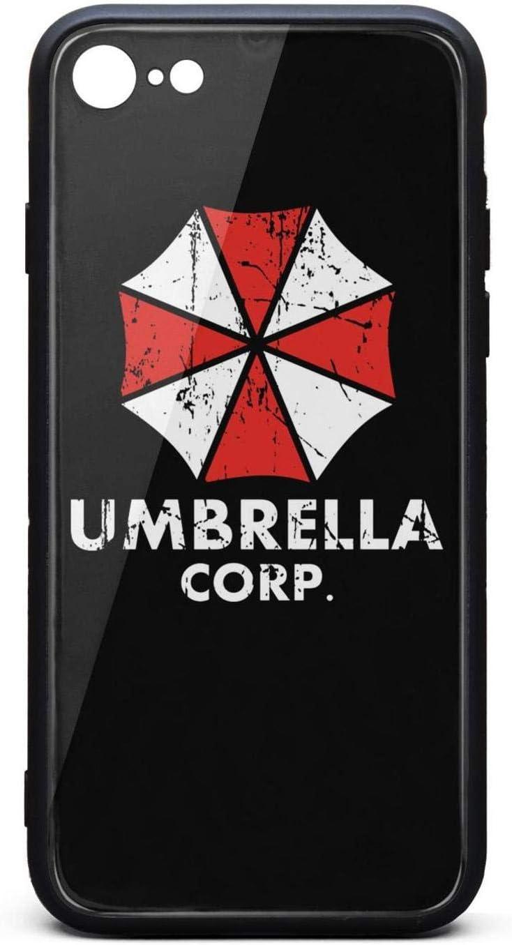 Amazon Com Umbrella Corp Resident Evil 2 Phone Case For Iphone 7