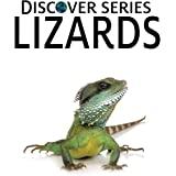 Lizards: Discover Series Picture Book for Children