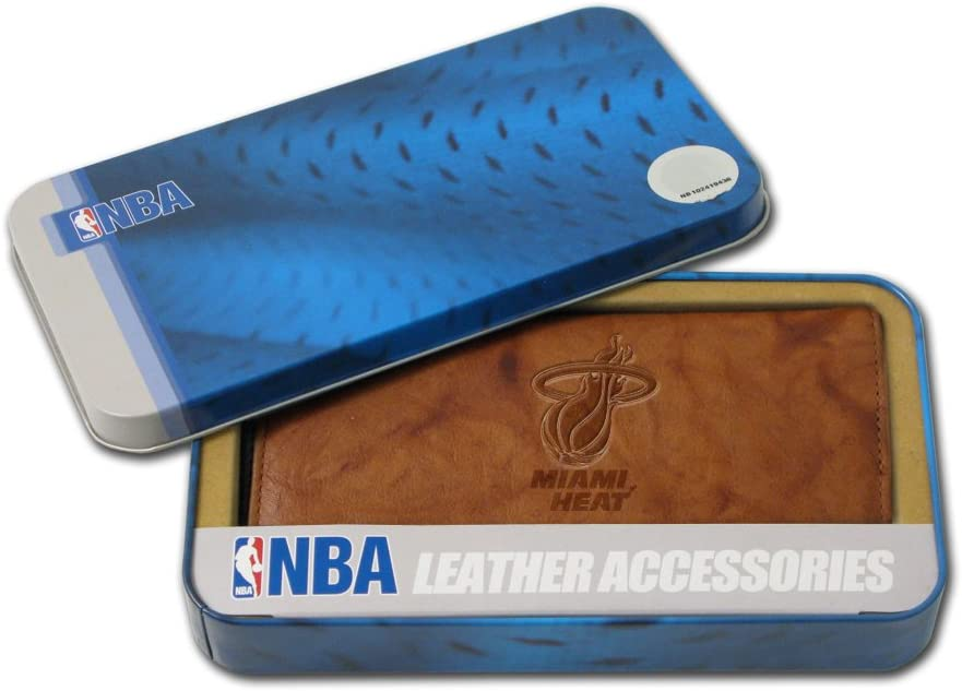 NBA Embossed Checkbook Cover