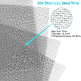 """4PACK Wire Mesh Screen, 11.8""""X8.2"""" Woven Wire"""