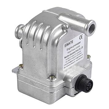Calentador de motor para coche, 230V / 1500W, marca Simate