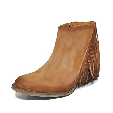 f0dbbee5ec0 Circle G New by Corral Women s Q0035 Ankle Boot Honey 6
