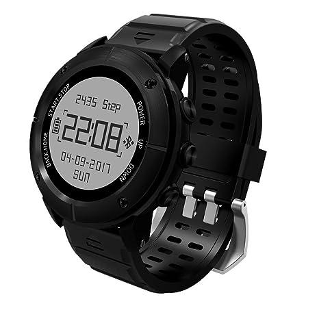 Reloj Impermeable Al Aire Libre Al Aire Libre Del Gps: Amazon.es: Electrónica