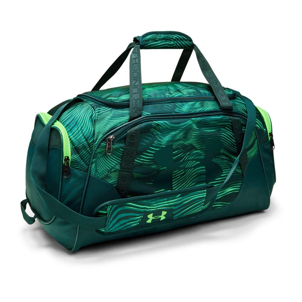 Under Armour Unisex Undeniable 3.0 Small Duffle Bag, Dust//Batik, One Size Fits All
