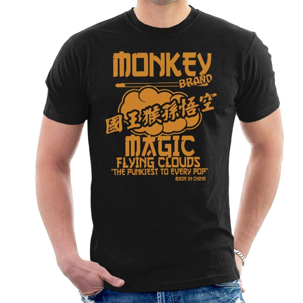 Monkey Magic Flying Clouds The Pukiest To Every Pop S Shirts