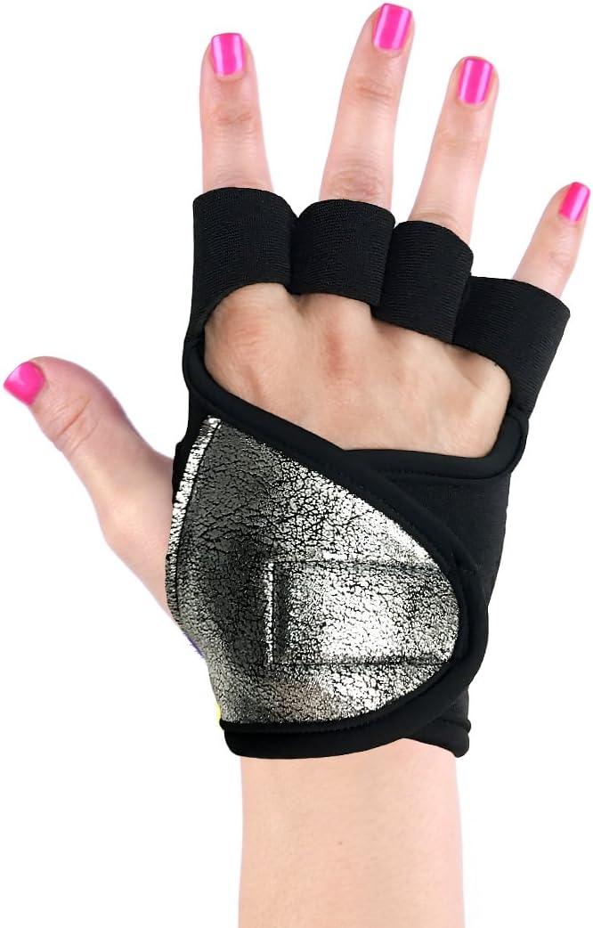 Las mujeres de Gel guantes de estudio para Yoga Pilates lagree ...