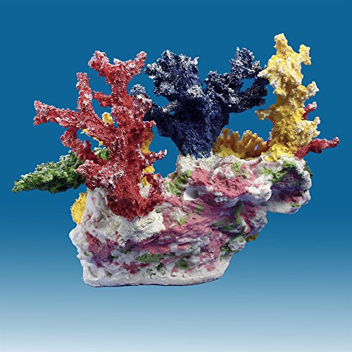 Instant reef dm036 artificial coral reef aquarium decor for Artificial coral reef aquarium decoration uk