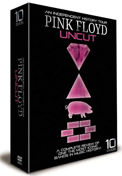 Pink Floyd: Uncut - An Independent History Tour 10 DVD Box ...