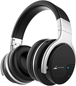 Meidong Active Noise Cancelling Wireless Bluetooth Headphones